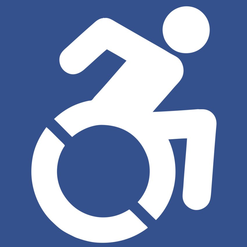 Accessible Parking Tag